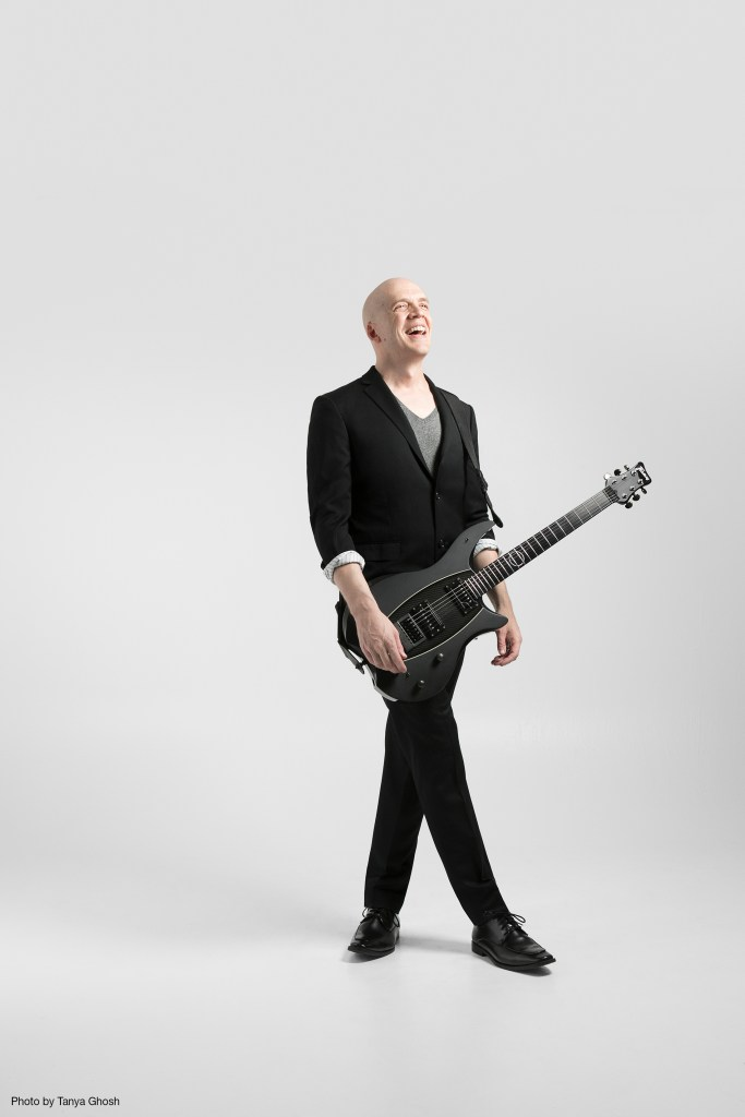 News of Empath - The Ultimate Edition that takes the wonderful album by Devin Townsend one stop further.