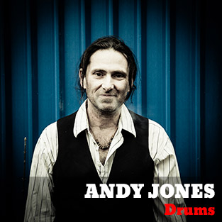 merry hell - andy jones