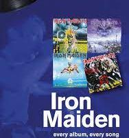 iron maiden on track