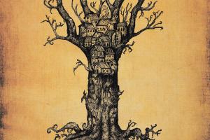 Psithurism michael woodman art