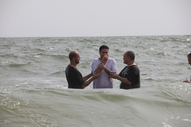 From 2015 Beach Baptism