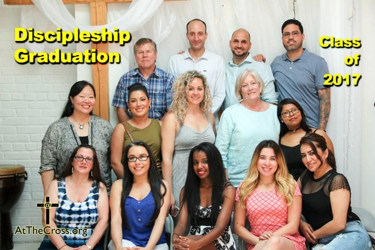 2017 Discipleship Graduation