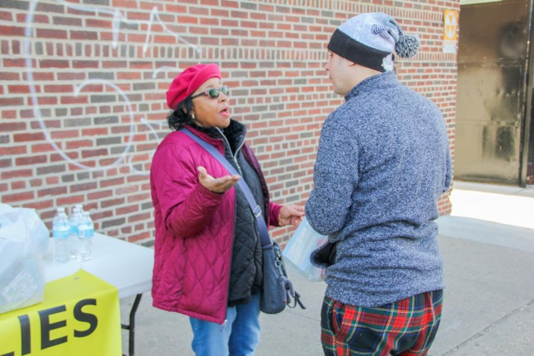 Street Outreach - January 27, 2018