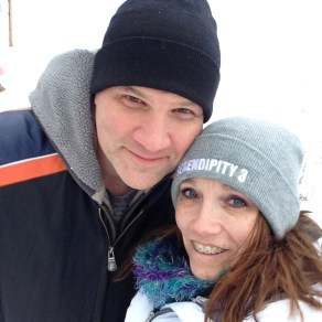 We love the cold! Will miss the winter...