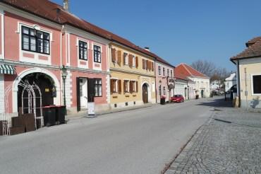 Little quiet village of Rust