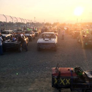 Demolition Derby @ Grandstands