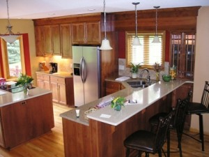 Blaine Kitchen Remodel Split Level