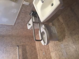 Handicap Bathroom remodel Minneapolis, MN