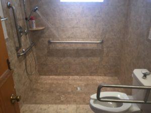 Minneapolis, MN Handicap Bathroom Remodel