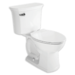 American Standard self cleaning toilet