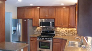 Split level kitchen remodel - Maple Grove. MN