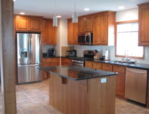 Kitchen remodel - Blaine, MN