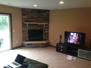 Basement Remodel Maple Grove, MN