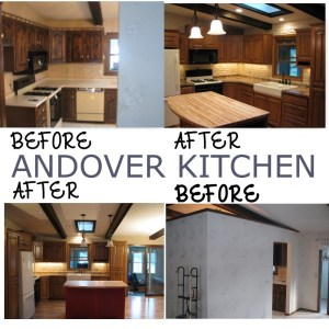 Andover kitchen