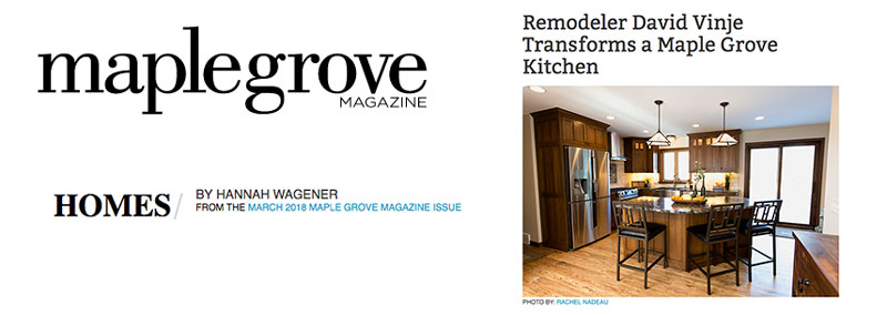 Attics to basements maple grove magazine