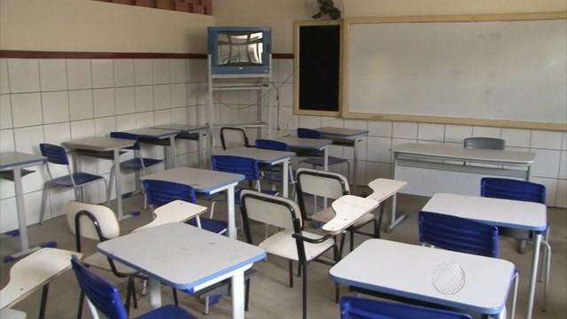 Escolas da Bahia tem maior taxa de desistentes
