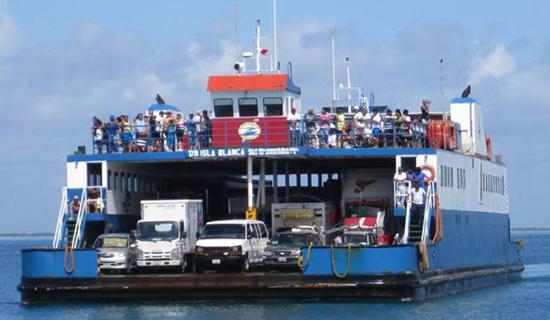Ferry-boat funcionará por 24h