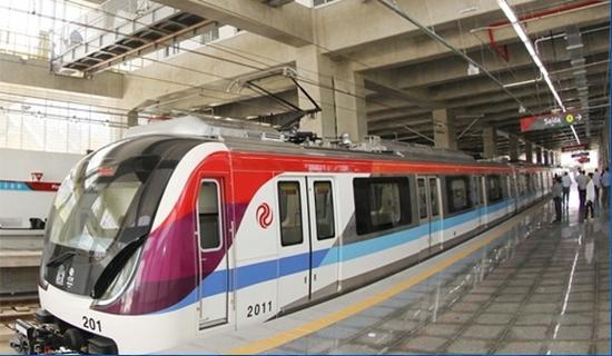 Metrô de Salvador ganha novos trens