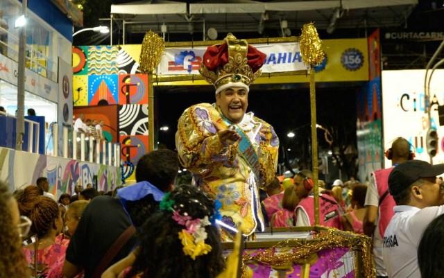 Inscrição do Rei Momo do Carnaval de Salvador