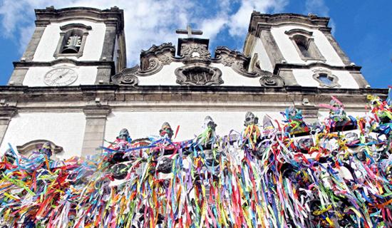 Salvador tem 372 igrejas