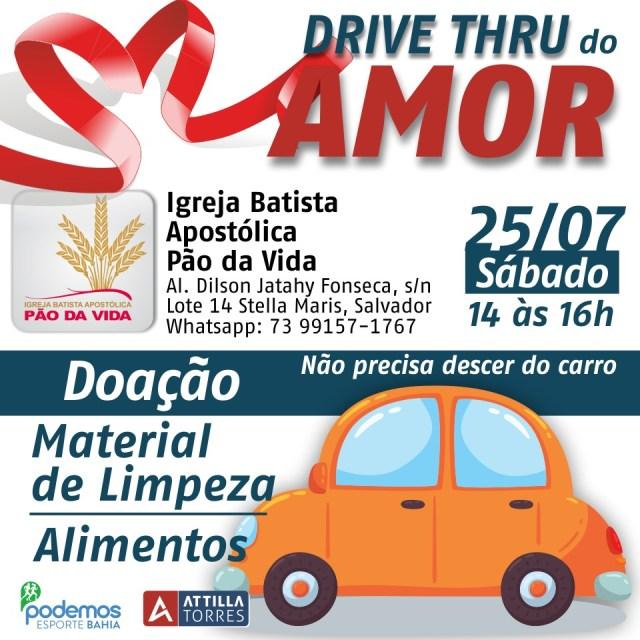 Drive Thru do Amor