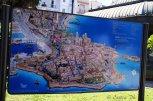 Mappa di Cadice