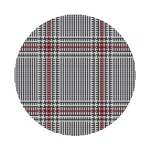 Glen plaid pattern