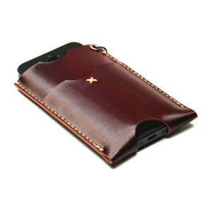 redwood phone sleeve