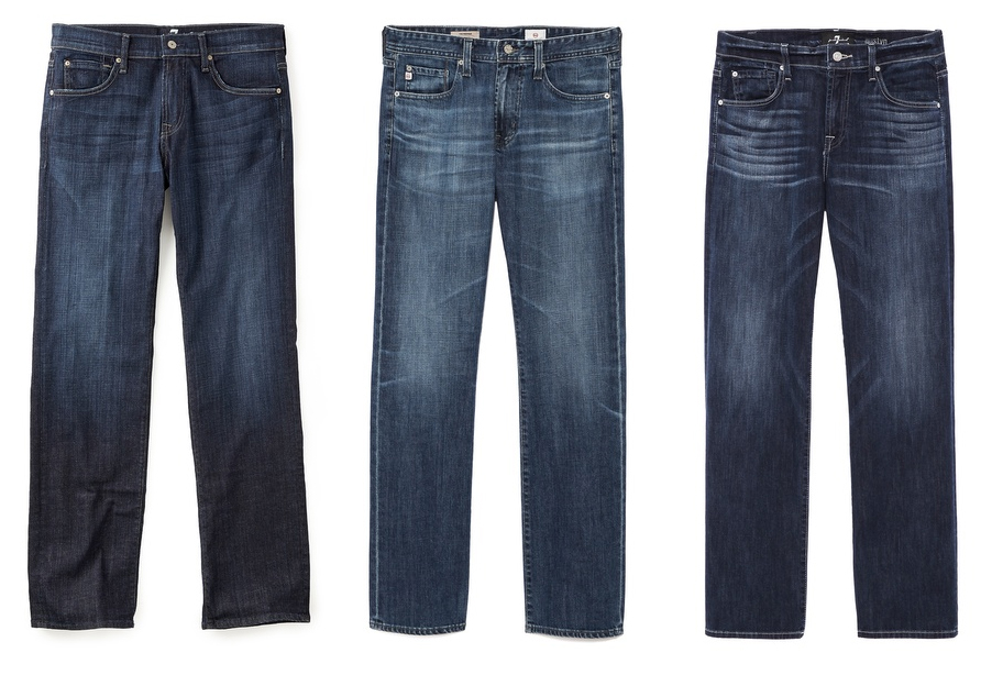 444dc860 Jeans that feature a relaxed cut are best for casual settings. They are  very versatile and can be worn with pretty much everything.