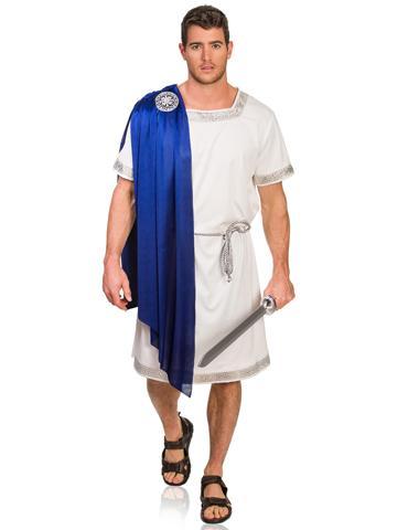 A Greek emperor costume