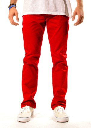 Red-Chinos