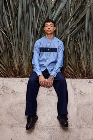 Oversize shirts can be hard to pull off, but easy if they are carefully crafted.