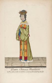 Mandarin Tartar Dame