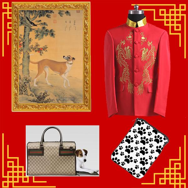 Attire Club Mood Board: Chinese Year of the Dog | Attire Club by