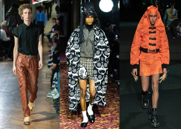 What S Happening At London Fashion Week Autumn Winter 2020 Attire Club By Fraquoh And Franchomme