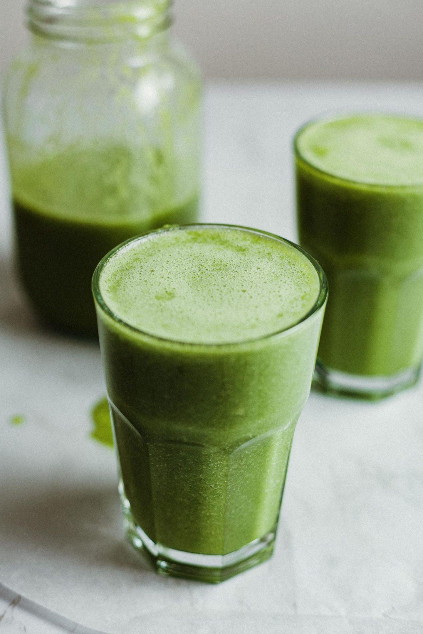 Benefits of Drinking Celery Juice