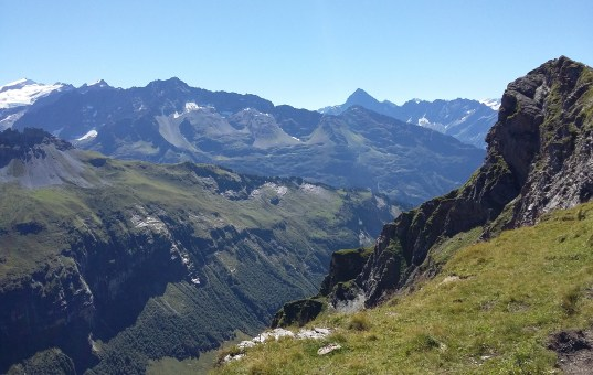 Walking the Alpine Pass Route – day by day