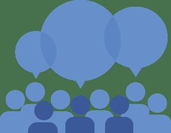facebook - Onde as pessoas participam e se envolvem