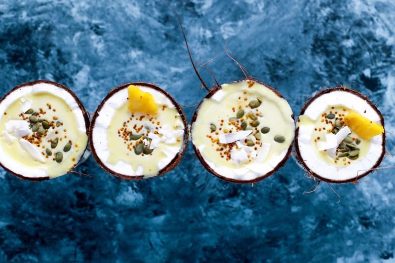 Healthy Coco Bowls