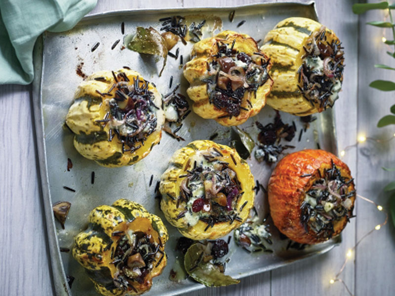 vegetarian christmas recipes for mains