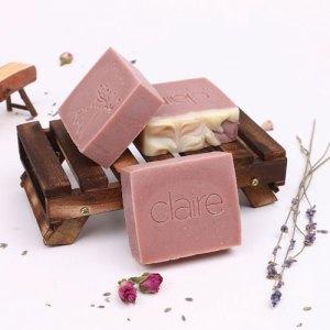 Claire Lavender soap