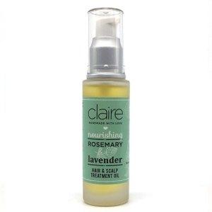Lavender Rosemary Hair & Scalp Treatment Oil
