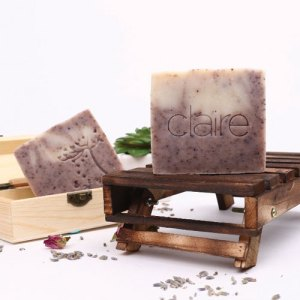 Claire SUKE QUTO ANTI-CELLULITE ORGANIC COFFEE SOAP
