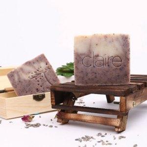 Claire SUKE QUTO ANTI-CELLULITE ORGANIC COFFEE SOAP
