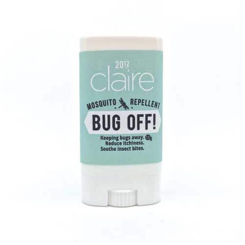 Claire mosquito repellent