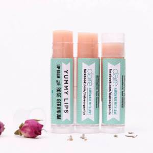 Rose Geranium Intensive Lip Therapy – Claire