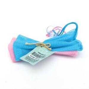 Bubbly soap pouch Claire