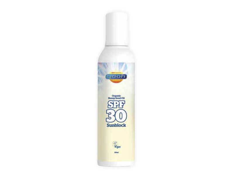 Yaoh Natural Sunscreen