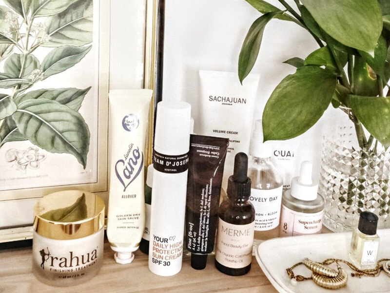 Veronika Skincare routine