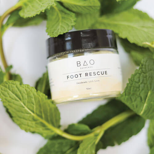 Bao Foot Rescue Lotion